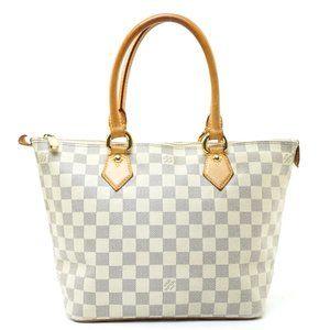Auth Louis Vuitton Saleya Pm Hand Bag #7922L45